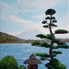 Banzai Mont Fuji Japan