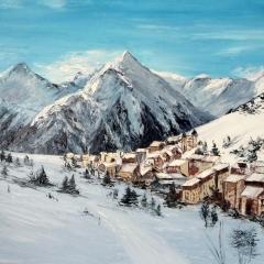 Les 2 Alpes, Hiver