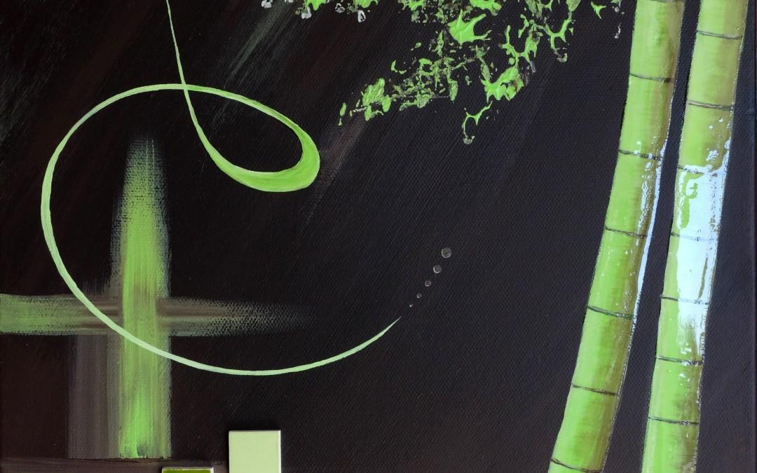 Vert bambou