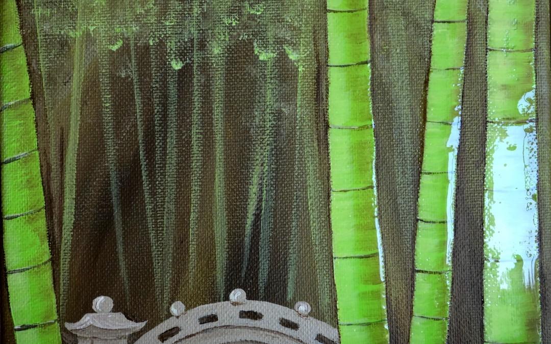 Zen bambou